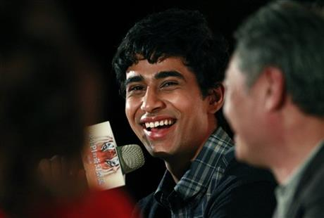 Suraj Sharma, Ang Lee