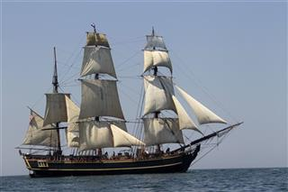 Superstorm Sandy Ship