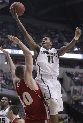 Keith Appling, Jared Berggren