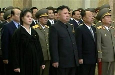 Kim Jong Un, Ri Sol Ju
