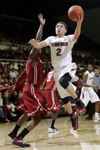 Washington St Stanford Basketball