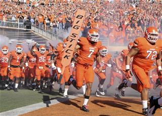 Iowa St Oklahoma St Football