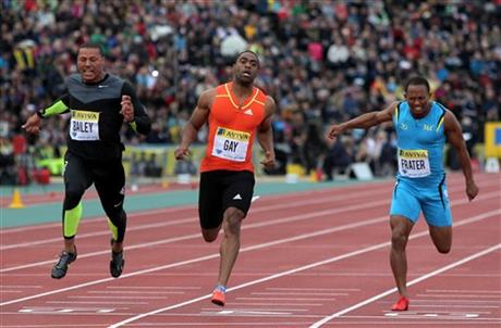 Athletics - Samsung Diamond League - Aviva London Grand Prix - Day One - Crystal Palace