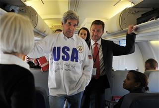 Russia US Kerry