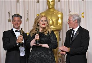 Adele, Paul Epworth, Richard Gere