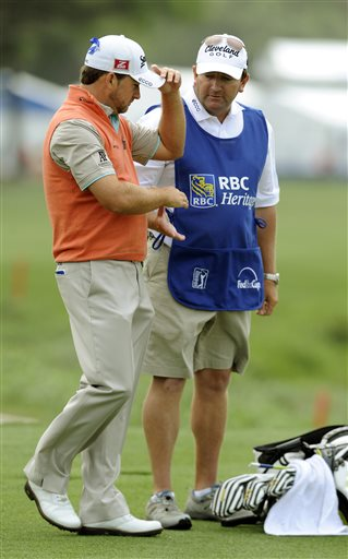 Graeme McDowell, Ken Comboy