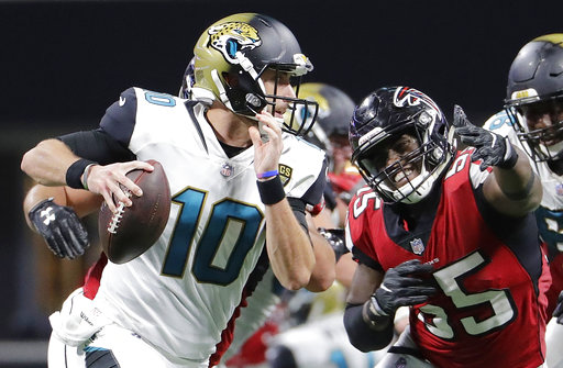 Jaguars Falcons Football