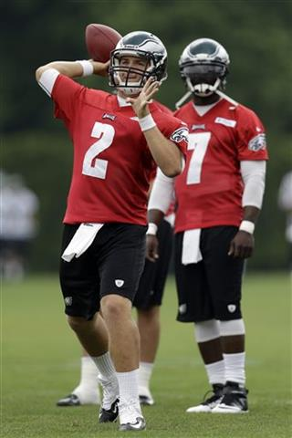 Michael Vick, Matt Barkley