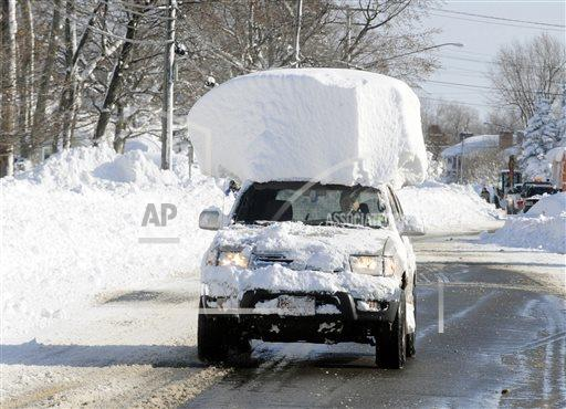 Wintry Weather Photo Gallery
