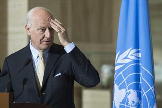 United Nations Stalled in Syria