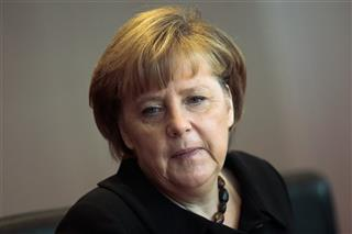 Germany Cabinet Merkel