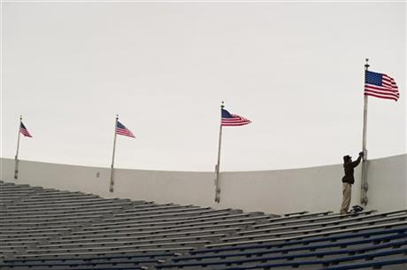 Liberty Bowl Football