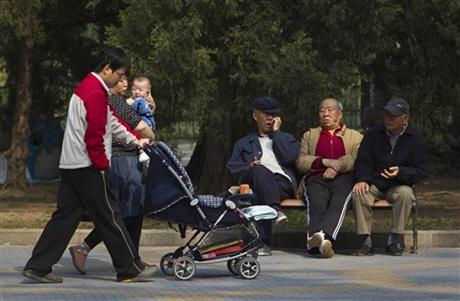 China Mandatory Elderly Visits
