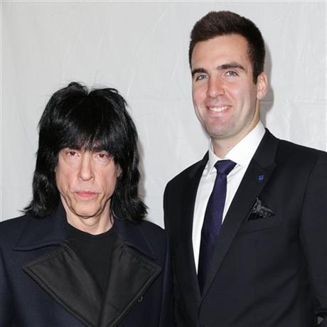 Marky Ramone, Joe Flacco