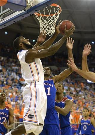 Patric Young, Joel Embiid