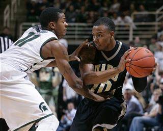 Lazabian Jackson, Keith Appling