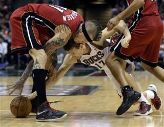 Chris Andersen, Mike Dunleavy