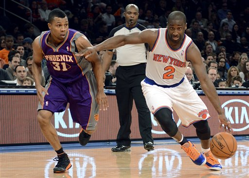 Raymond Felton, Sebastian Telfair