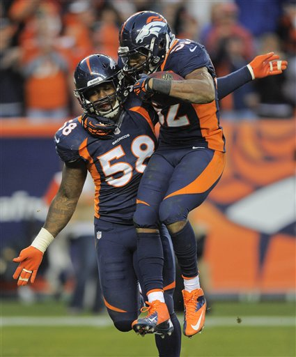 Wesley Woodyard, Von Miller