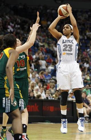 Maya Moore, Sue Bird