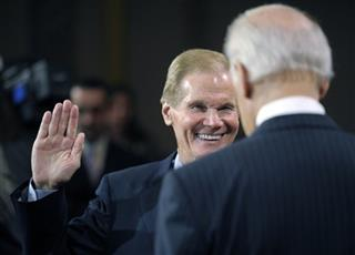 Bill Nelson, Joe Biden