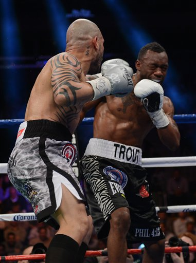 Miguel Cotto, Austin Trout