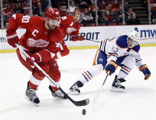 Henrik Zetterberg, Ryan Nugent-Hopkins