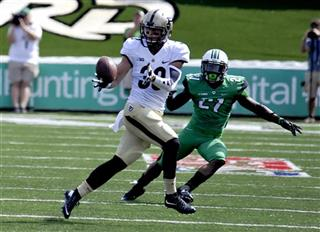 Purdue Marshall Football