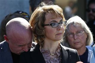 Gabrielle Giffords, Mark Kelly, Emily Nottingham