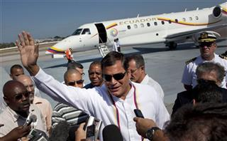 Rafael Correa