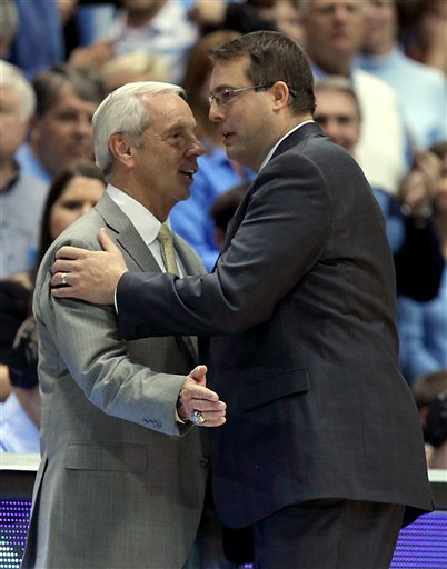 Roy Williams, Jerod Haase