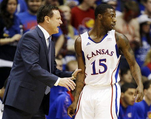 Bill Self, Elijah Johnson