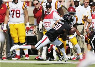 Iowa St Texas Tech Football