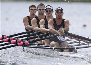 London Olympics Rowing