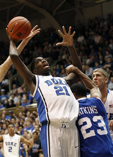 Amile Jefferson, Manny Atkins