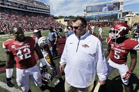 Bret Bielema, Chris Smith