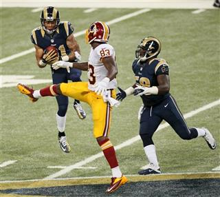 St. Louis Rams v Washington Redskins