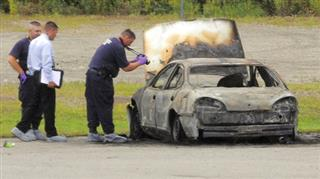 Car Fire Deaths