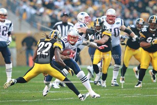 CTR AP S FBN PA United States NYWWP Steelers Patriots Football