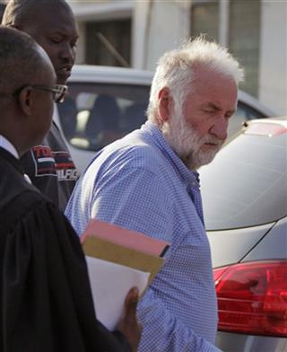 Togo Frenchman Extradited
