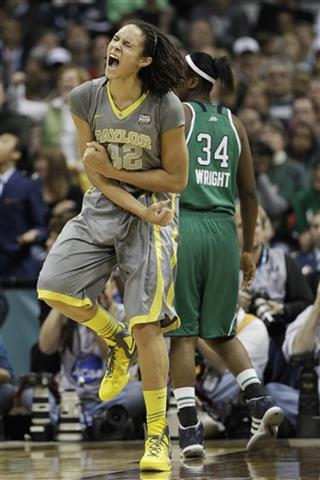 Baylor Griner Basketball