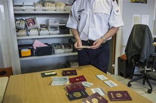 France Attacks Fake Passports