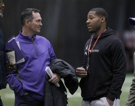 David Cobb, Mike Zimmer