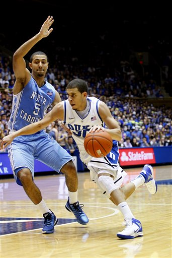 Kendall Marshall, Seth Curry