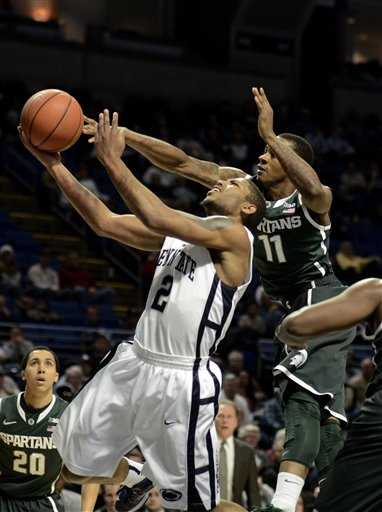 D.J Newbill, Keith Appling