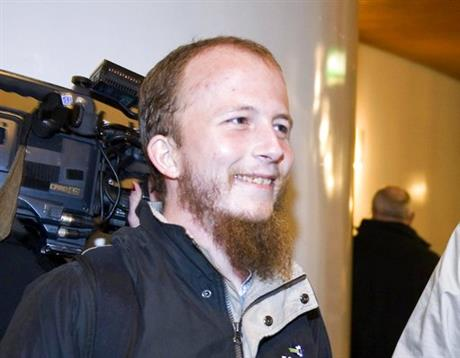 Sweden Pirate Bay founder