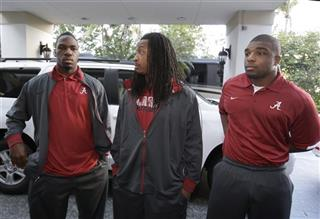 C.J. Mosley, Robert Lester, Nico Johnson