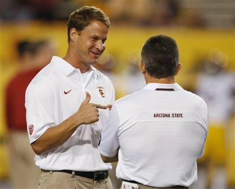 Lane Kiffin, Todd Graham