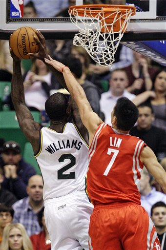 Marvin Williams, Jeremy Lin