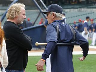 Timothy Busfield, Jim Leyland